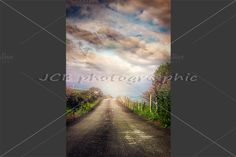 Countryside road by JCB Photogr@phics on @creativemarket