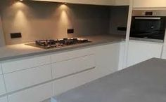 Image result for beton cire keukenblad