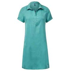 Kleid im Polo-Style
