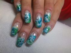 under the sea nails - Yahoo! Search Results