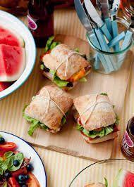Receitas de sanduíches para festa infantil | Palpites de Mel