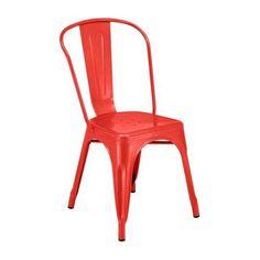 Conjunto 2 Cadeiras de Cozinha Ch-31230 Vermelho