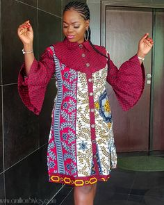 2020 African print dresses are ever available for flawless looks and fashion trends keep changing with time, this is why I've selected these latest styles to African Dresses Plus Size, African Party Dresses, African Dresses For Kids, Latest African Fashion Dresses, African Print Dresses, African Print Fashion, Latest Fashion, Ankara Gown Styles, Dress Styles