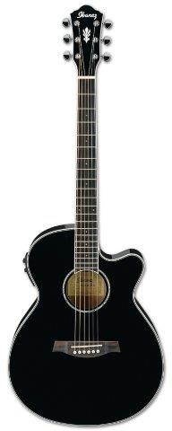 Ibanez AEG Series' slender, single-cutaway bodies deliver powerful and balanced acoustic sound, unplugged or through an amp or PA system. These guitars combine easy playability, classic solid and sunburs Ibanez Acoustic Guitar, Ibanez Electric Guitar, Black Electric Guitar, Archtop Guitar, Guitar Tuners, Guitar Collection, Beautiful Guitars, Music Guitar, Mandolin