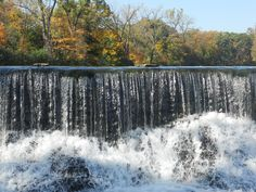 near the old graue mill in hinsdale, illinois