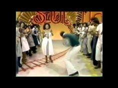 Back in 70's SOULTRAIN BUSTIN' LOOSE - YouTube