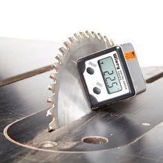 Digital Angle Gauge - 18 #FathersDay Gifts for Handymen http://www.familyhandyman.com/tools/fathers-day-gifts-for-handymen
