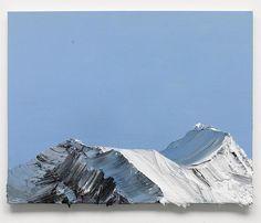 Mountains Paintings – Fubiz Media