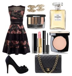"""""""Chanel"""" by henryettaheny ❤ liked on Polyvore featuring Chanel"""