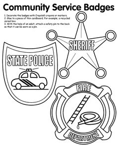 community helpers crafts for preschool 1 printable coloring pagesfree
