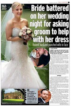 Daily Mirror by Izzy Ferris