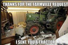 Farmville request