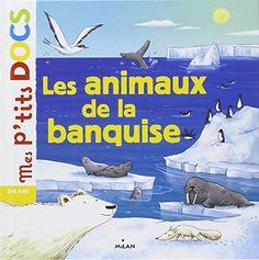 Les animaux de la banquise de Stéphanie Ledu http://www.amazon.fr/dp/2745931393/ref=cm_sw_r_pi_dp_D9Q6vb0RJH8K0