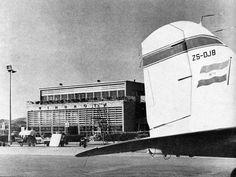 ZS-DJB South African Airways (SAA) Douglas DC-3 at Windhoek | by veteranrhodie
