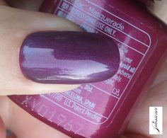 shellac layering: negligee over masquerade