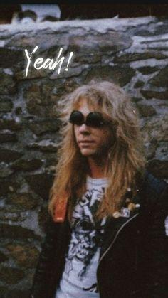 ¿Cansado de buscar fondos de Metallica bonitos y no encontrarlos? ¡Es… #detodo # De Todo # amreading # books # wattpad Metallica Wallpapers, Metallica Art, James Hetfield, Funny Wallpapers, Wattpad, Rebel, Cute, Bedroom Ideas, Megadeth