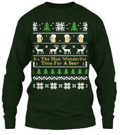 Beer Ugly Sweater Shirt