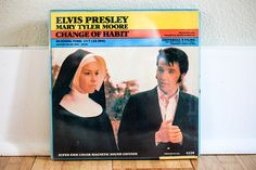1969 MINT 8mm Elvis Presley and Mary Tyler Moore Film