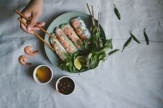 Skip the Takeout and Make Vietnamese Spring Rolls at Home on Food52