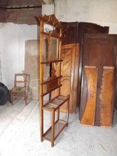 porte manteaux art d co entr e pinterest antiquit s art d co et d co. Black Bedroom Furniture Sets. Home Design Ideas