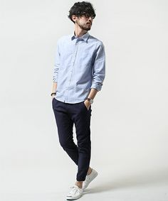 Look Fashion, Urban Fashion, Mens Fashion, Fashion Outfits, Herren Outfit, Business Casual Outfits, Minimal Fashion, Asian Men, Look Cool