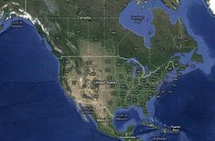 Exploring Our National Parks - A map of all the parks with links to all of them. Free Books Online, Media Center, Conservation, City Photo, Places To Go, The Neighbourhood, National Parks, Museum, America