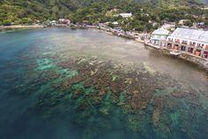 Roatán. | 18 Playas hermosas en Latinoamérica que necesitas visitar ahora mismo