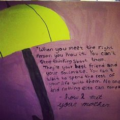 Himym Love Quotes Gorgeous Inspirational Quoteted Mosby From How I Met Your Mother 3  How