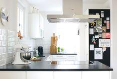 Hereinspatziert ins Lilahaus – die Küche