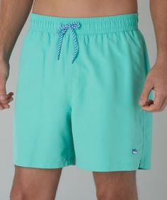 Southern Tide Swim Trunks