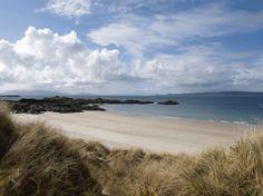 Morar sands, west coast of Scotland