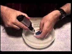 How to Drill a Hole In an Agate Slab.mp4 - YouTube
