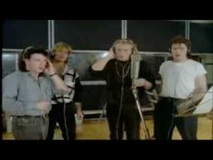 Band Aid - the classic 'Do They Know It's Christmas'