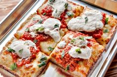 Emmy Squared - Brooklyn | Detroit-Style Pizza and You