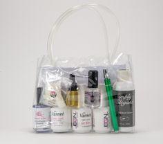 Elegant Glass Nails Varnee Gel Kit #nailart #nails #nailproducts http://www.elegant-glass-nails.com/