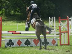 """""""I forgot to post this one of show jumping."""""""