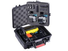 Smatree SmaCase GA500 Floaty & Watertight Case with ABS materials- Carrying and Travel Case with Ideal Pre-cut Foam Interior
