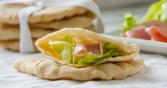 pita pockets . . . yummy lunch food for camping