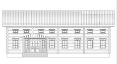 Pohjalaistalomallit | Rakennus Luoma Oy Floor Plans, House, Home, Homes, Floor Plan Drawing, Houses, House Floor Plans