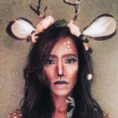 My Bambi costume