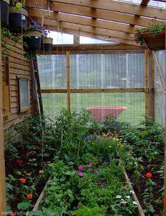 Greenhouse to make.
