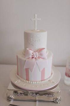 Christening/baptism cake