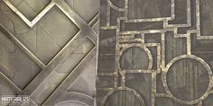 ArtStation - Anka Metal Coating - Substance Designer, Bernadette L.