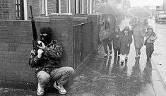 Historical Times IRA Belfast Patrol