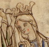 Edith of Wessex (c. 1025 – 18 December 1075) married King Edward the Confessor of England on 23 January 1045. Unlike most wives of kings of England in the tenth and eleventh centuries, she was crowned queen, but the marriage produced no children.