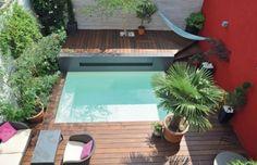 Mini piscine enterrée & petite piscine   Caron Piscines