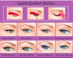 IMPORTANT FOR EVERYONE FROM NORTH AMERICA: Delivery time could stretch till 4 weeks due to a delay from the postal company. Please, take this under consideration, before buying!  Quick make-up stencils is the latest cosmetic product, which every woman must have! They completely change the way you do your make-up and save your time and efforts. This product is unique, first of its kind make-up tool, which will help you create different looks / visions easily and effortlessly.  You can joi...