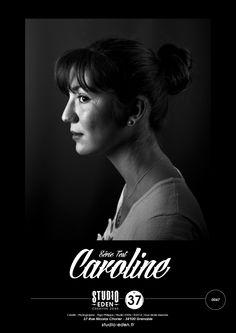 ⚡ Caroline ⚡  modèle du Studio EDEN à Grenoble (38000). Notre passion la photographie, nos modèles nos étendards. http://studio-eden.com