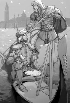 Ezio & Leo