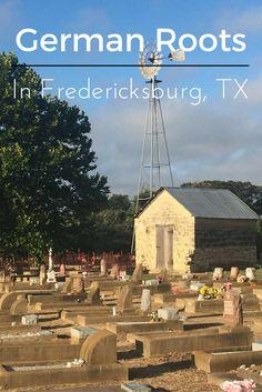 Texas Cemetery in Fredericksburg